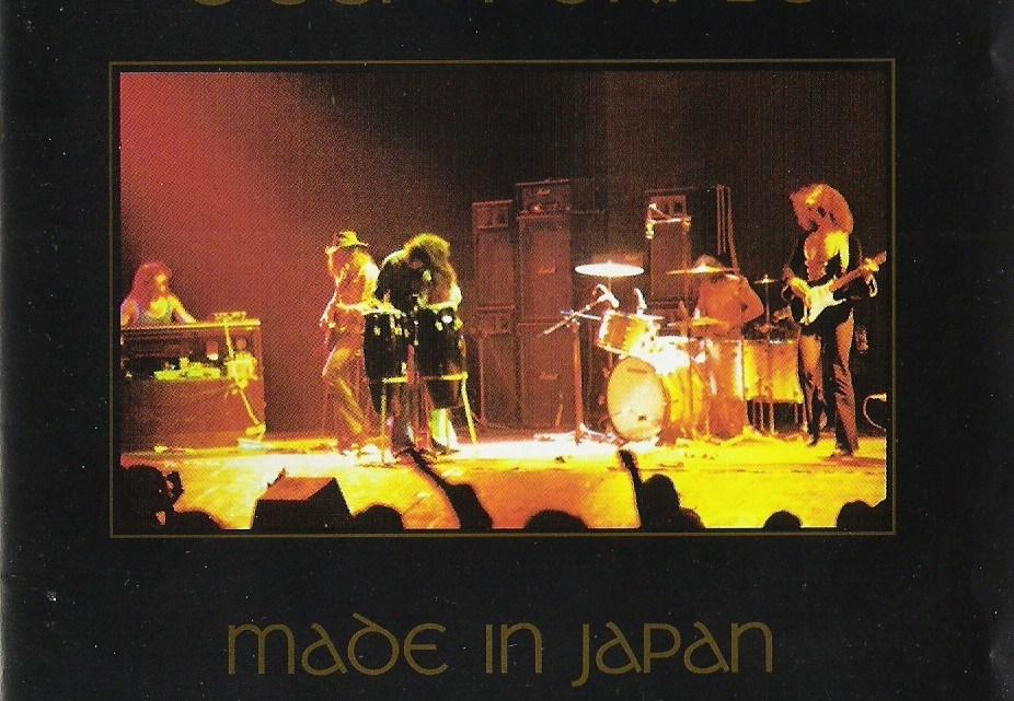 Pajas musicales: Deep Purple