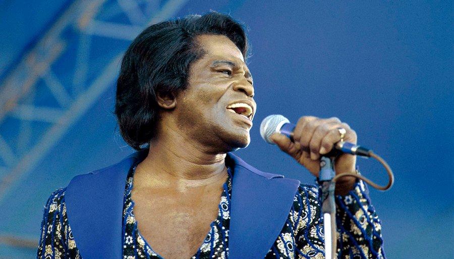 Pajas musicales: James Brown