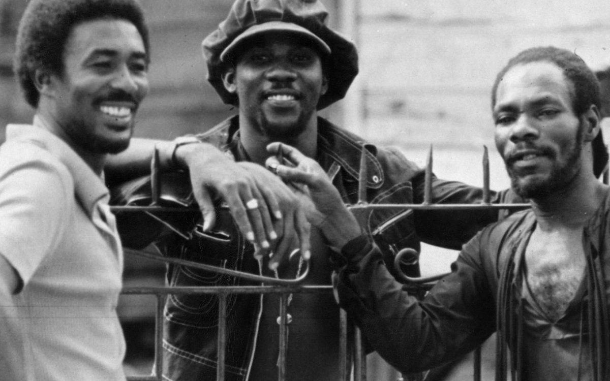 Pajas musicales: Toots and the Maytals