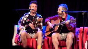 Pajas musicales: Los Gandules