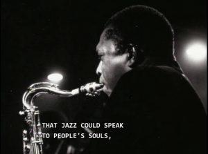 Micropajas: Coltrane