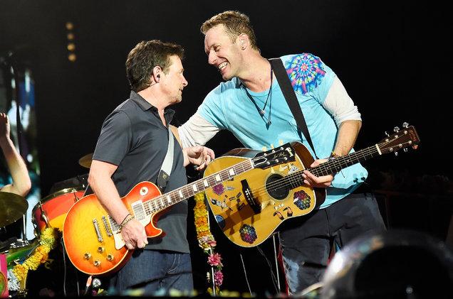 Micropajas: Coldplay, Michael J Fox