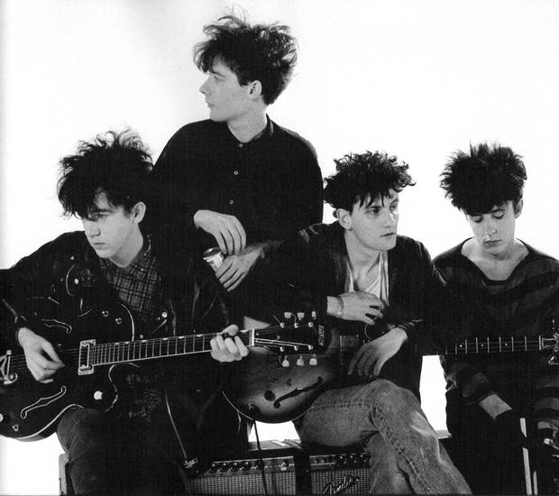 Pajas musicales: The Jesus and Mary Chain