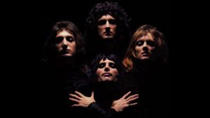 Pajas musicales: Queen
