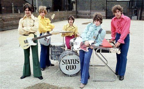 Status Quo: qué antiguo y qué bonito