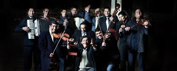 Pajas musicales: Taraf de Haidouks